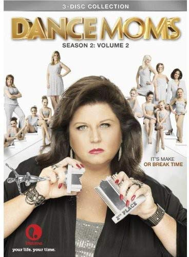 Dance Moms: Season 2 Volume 2 (3pc) / (Ws 3pk) [DVD] [Region 1] [NTSC] [US Import]