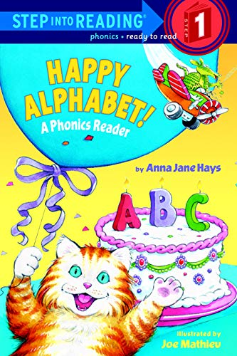 Happy Alphabet: A Phonics Reader (Step Into Reading: Step 1)の詳細を見る