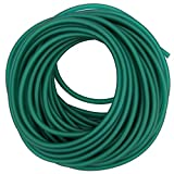 Dilwe Cinturino in Lattice Naturale, Tubo per fionde da 10 m Forte Elastico Catapulta Accessori per la Caccia con tiro con L'Arco Verde Ghiaccio