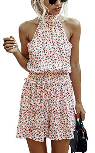 (55% OFF Deal) Round Neck Floral Printed Dress