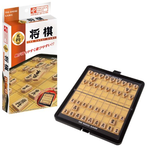 Portable Shogi (Standard) (japan import) by Hanayama by Hanayama