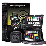 X-Rite ColorMunki fotógrafo Kit–Negro
