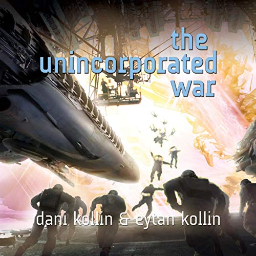 The Unincorporated War cover art