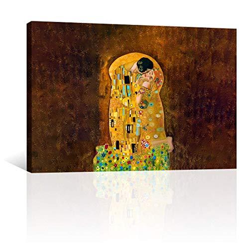 Estatua Klimt  marca Canvas Revolution