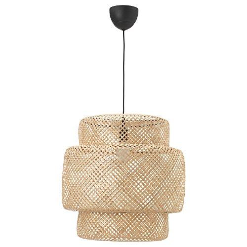 Zigzag Trading Ltd IKEA SINNERLIG - Lámpara Colgante de bambú