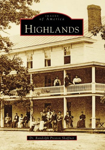 Highlands (Images of America: North Carolina)