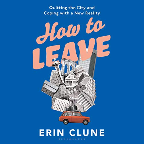 How to Leave audiobook cover art