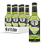Mr & Mrs T Margarita Mix, 1 L bottles (Pack of 12)