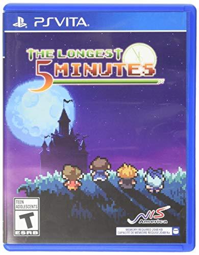 sega ps vita games The Longest 5 Minutes - PlayStation Vita