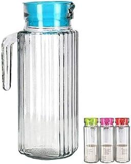 Gerimport Jarra Frigo 1l Tapa Color Cristal Surtido A Elegir 1