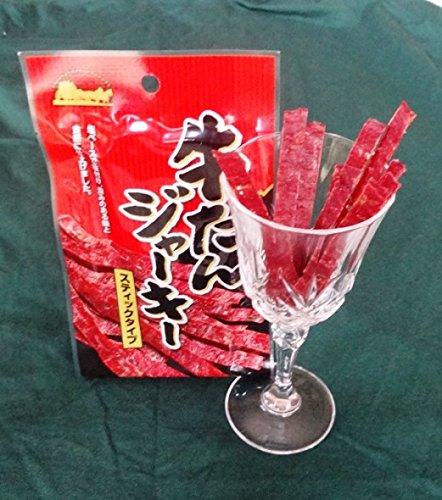 秋田オリオン 牛タンジャーキー(スティックタイプ)8g×100袋 グルメなおつまみ業務用