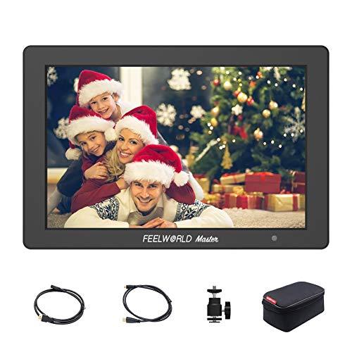 Feelworld MA7 Monitor DSLR, Monitor Cámara Réflex 7 Inch, 1920x1200 HD IPS On-Camera...