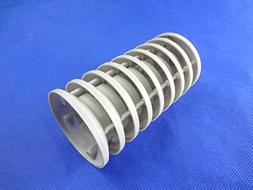 MISOL 1 unit of plastic outer shield for thermo hygro sensor, spare part for weather station (Transmitter / thermo hygro sensor)