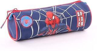Spiderman - Trousse Ronde - marine
