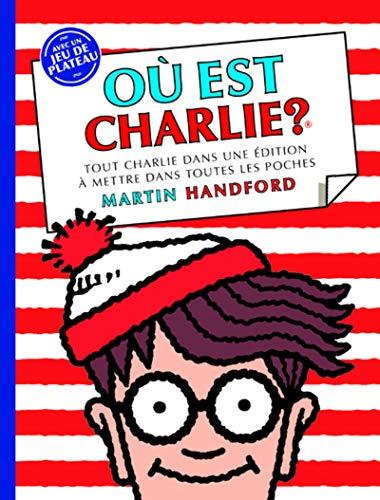 Où est Charlie ? Édition 2020 – Livre Poche collector – À partir de 7 ans