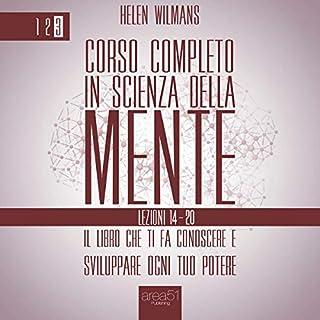 Corso completo in Scienza della Mente Volume 3: lezioni 14-20 copertina
