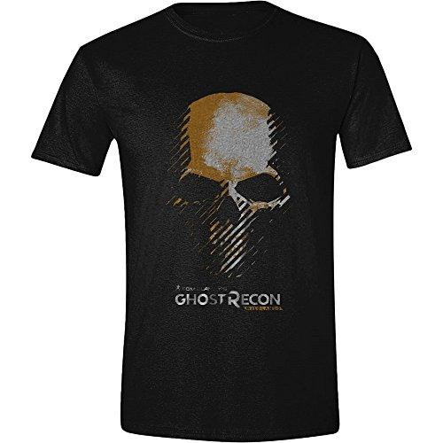 Ghost Recon: Wildlands - Color Skull Herren T-Shirt - Schwarz, Große:S