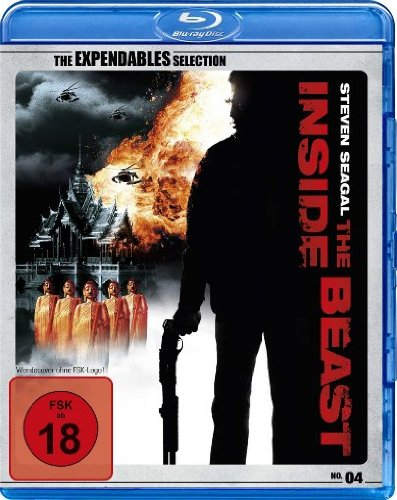 Inside the Beast - The Expendables Selection [Blu-ray]
