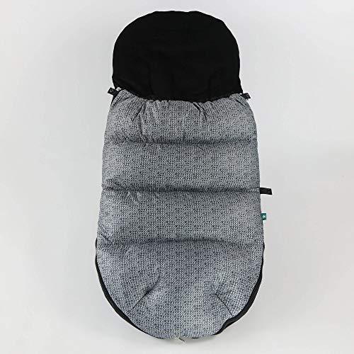 Fuli&Co 801PN-TAMI Saco para Carritos y Sillas de Paseo 1 Unidad, 500 g
