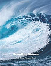 Beautiful Waves Full-Color Picture Book: Ocean Waves Picture Book for Children, Seniors and Alzheimer's Patients
