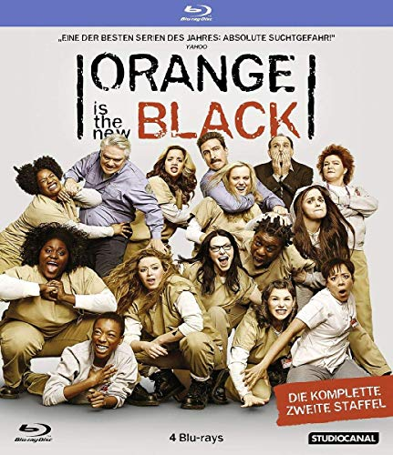 Orange is the New Black - Staffel 2 [Blu-ray]