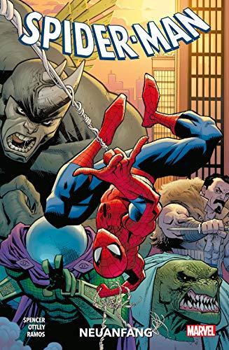 Spider-Man - Neustart: Bd. 1: Neuanfang