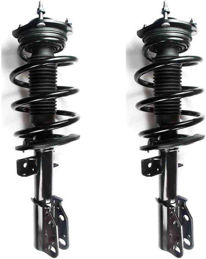 AutoDN New product type 2X FRONT Shock and 3. Strut Directly managed store SATUROUTLOOK Kit Fit2007-2010