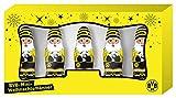 Borussia Dortmund Massiv Weihnachtsmänner 5er Pack BVB 09