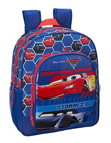 Safta Mochila Escolar Junior Cars 3 Oficial 320x120x380mm