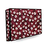 Stylista Printed led tv Cover Compatible for LG 43 inches led tvs (All Models)