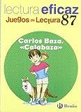 Carlos Baza, Calabaza Juego Lectura (Castellano - Material Complementario - Juegos De Lectura) - 9788421657416