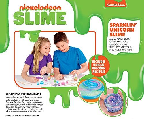 Nickelodeon Slime Ultimate Unicorn Slime Kit 8