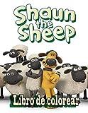 Shaun The Sheep libro de colorear