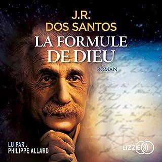 Page de couverture de La Formule de Dieu