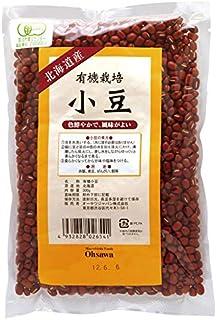 オーサワジャパン 有機栽培 小豆 300g