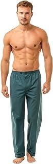 Haigman Mens 7090 Poly Cotton 2 Pack Pyjama Bottoms