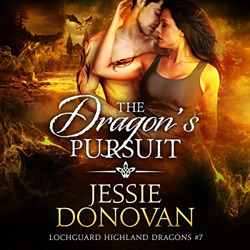 The Dragon's Pursuit cover art