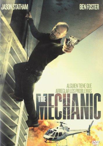 The Mechanic (Import Dvd) (2012) Jason Statham; Ben Foster; Simon West