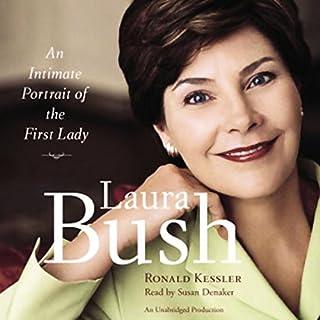 Laura Bush audiobook cover art