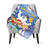Frosty The Snowman Baby Blanket,Baby Quilt,Baby Comfort Blanket,Baby Double Blanket,Cute Unisex Baby,Luxurious Soft Baby Blankets Bring Higher Comfort for Girls Boy 40x30 Inches