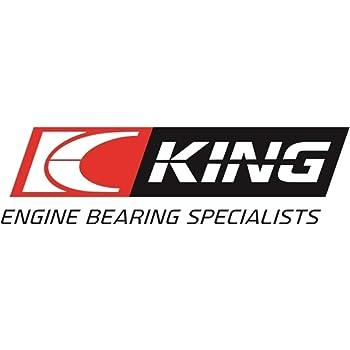 King Engine Bearings Engine Crankshaft Main Bearing Set MB5243XP0.25