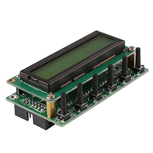 Generador de señal DDS, AD9850 6 Bandas 0~55MHz Radio de onda corta digital