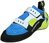 La Sportiva Finale VS, Zapatos de Escalada Hombre, Multicolor (Sulphur/Blue 000), 40...