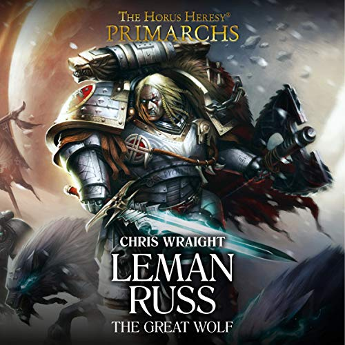 Leman Russ: The Great Wolf Titelbild