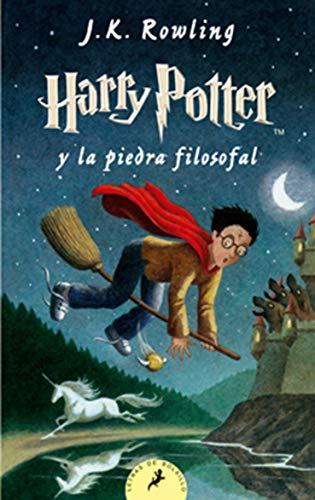 Harry Potter 1 y la piedra filosofal: Harry Potter y la piedra filosofal - Paperback