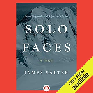 Solo Faces audiobook cover art