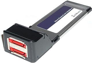 1-Port Tipo USB ExpressCard Serie RS-232 BeMatik