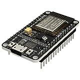 AZDelivery ESP8266 ESP-12F NodeMCU Amica V2, Modulo Wifi IoT con CP2102, Placa de Desarrollo compatible con Arduino con E-Book incluido!