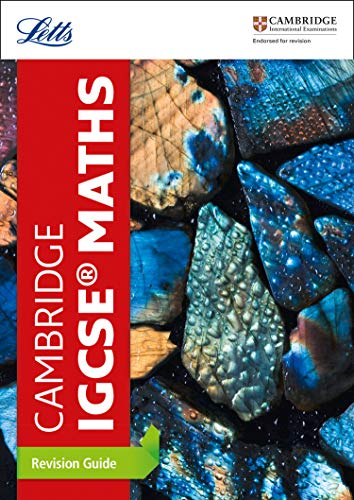 Cambridge IGCSE™ Maths Revision Guide (Letts Cambridge IGCSE™ Revision)