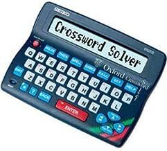Seiko ER3700 Oxford Crossword Solver